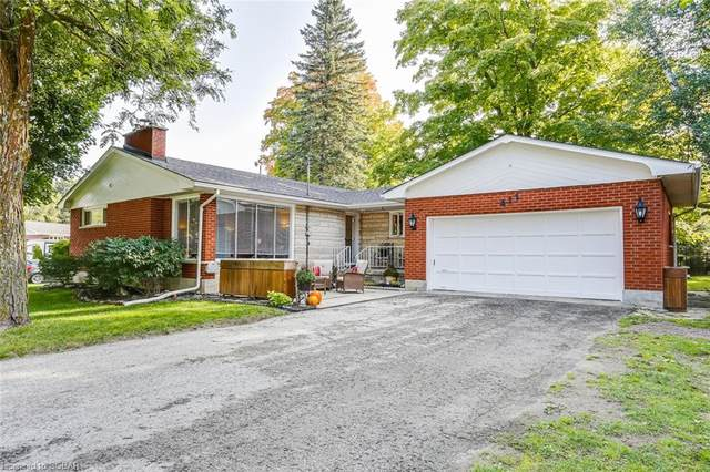 411 St Vincent Street, Meaford, ON N4L 1C5 (MLS #40024861) :: Forest Hill Real Estate Collingwood