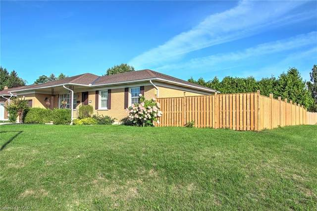 42 Glenridge Road, Tillsonburg, ON N4G 4J8 (MLS #40024909) :: Forest Hill Real Estate Collingwood
