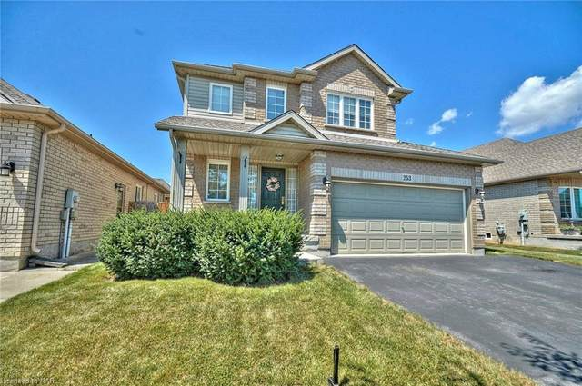 253 Winterberry Boulevard, Thorold, ON L2V 5E4 (MLS #40024936) :: Forest Hill Real Estate Collingwood