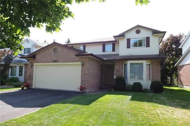 303 Auburn Drive, Waterloo, ON N2K 3J9 (MLS #40024939) :: Forest Hill Real Estate Collingwood