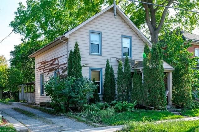 517 Sherbrooke Street, Peterborough, ON K9J 2P2 (MLS #40024969) :: Forest Hill Real Estate Collingwood