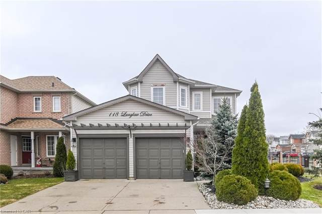 118 Langlaw Drive, Cambridge, ON N1P 1H9 (MLS #40024983) :: Forest Hill Real Estate Collingwood