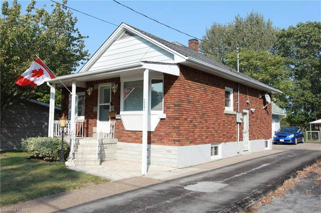 217 Douglas Street, Fort Erie, ON L2A 3X3 (MLS #40024986) :: Forest Hill Real Estate Collingwood