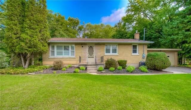 460 Lexington Crescent, Waterloo, ON N2K 2J8 (MLS #40025011) :: Forest Hill Real Estate Collingwood