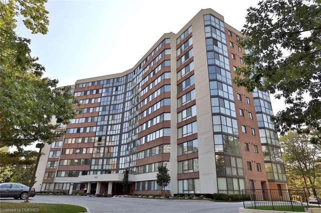 1240 Marlborough Court #404, Oakville, ON L6H 3K7 (MLS #40025046) :: Forest Hill Real Estate Collingwood