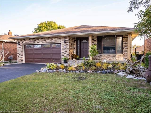 128 Lynndale Road, Simcoe, ON N3Y 5J2 (MLS #40025065) :: Forest Hill Real Estate Collingwood