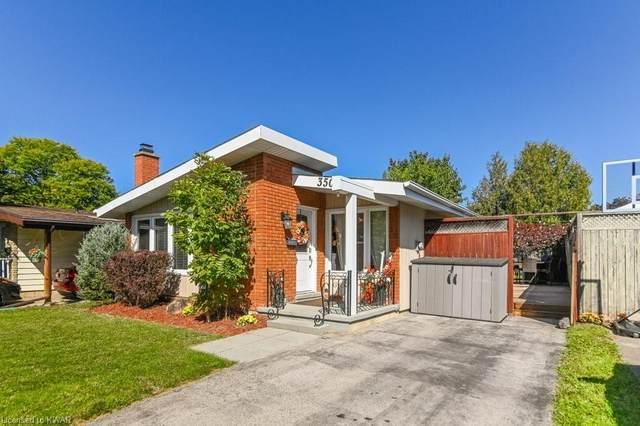350 Grangewood Drive, Waterloo, ON N2K 2E6 (MLS #40025066) :: Forest Hill Real Estate Collingwood