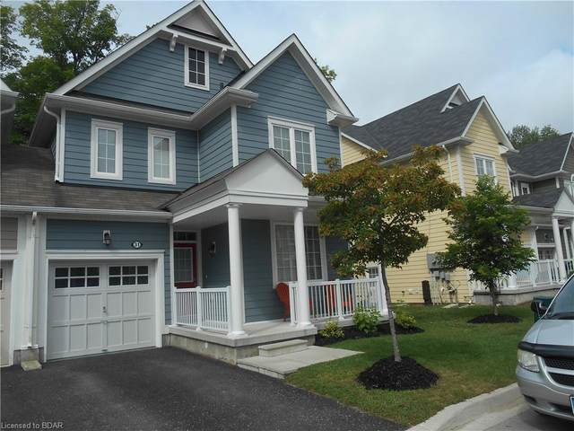 31 Berkshire Avenue #25, Wasaga Beach, ON L9Z 0G3 (MLS #40025069) :: Forest Hill Real Estate Collingwood