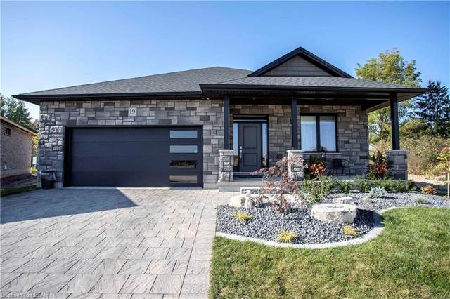 121 Robin Ridge #19, Belmont, ON N0L 1B0 (MLS #40025167) :: Forest Hill Real Estate Collingwood