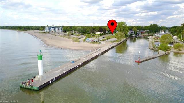 LOT 1 Lakeside Circle, Grand Bend, ON N0M 1T0 (MLS #40025213) :: Forest Hill Real Estate Collingwood