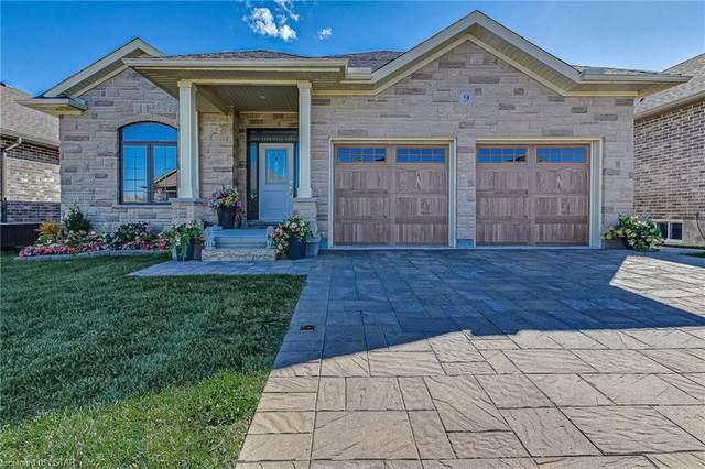 132 Robin Ridge Drive #9, Belmont, ON N0L 1B0 (MLS #40025247) :: Forest Hill Real Estate Collingwood