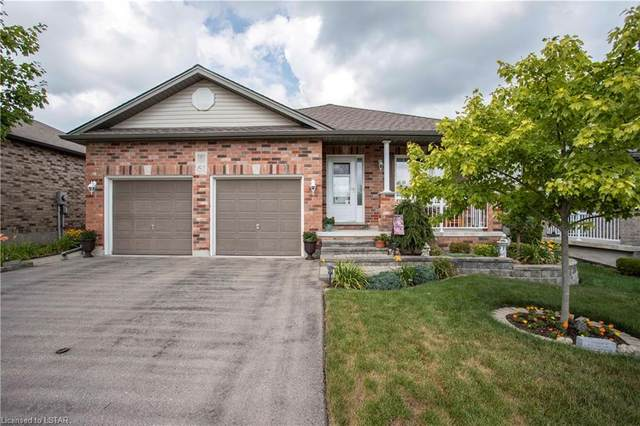 61 Woodhatch Crescent, Ingersoll, ON N5C 0A3 (MLS #40025256) :: Forest Hill Real Estate Collingwood