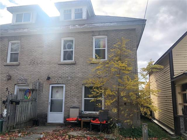 316 Queen Street, Midland, ON L4R 3H4 (MLS #40025274) :: Forest Hill Real Estate Collingwood