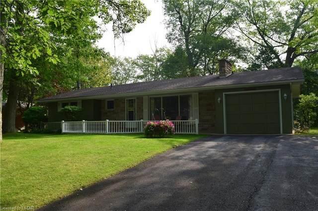 10343 Riverside Drive, Lambton Shores, ON N0M 1T0 (MLS #40025400) :: Forest Hill Real Estate Collingwood