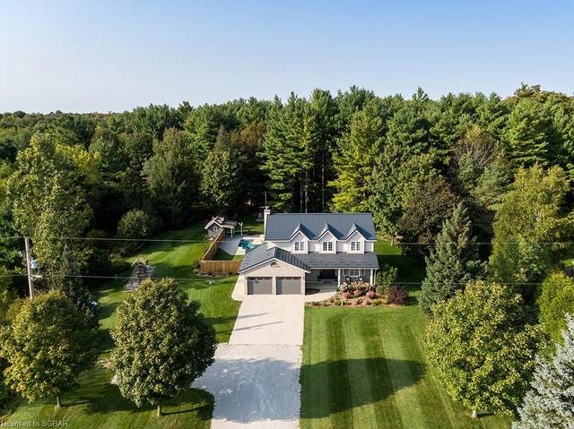 103393 18 GREY Road, Owen Sound, ON N4K 5N8 (MLS #40025440) :: Forest Hill Real Estate Collingwood