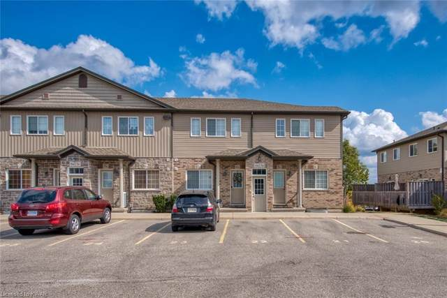1180 Countrystone Drive 5B, Kitchener, ON N2N 3L7 (MLS #40025458) :: Forest Hill Real Estate Collingwood