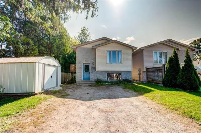 126 Scott Street E, Strathroy, ON N7G 1K2 (MLS #40025496) :: Forest Hill Real Estate Collingwood