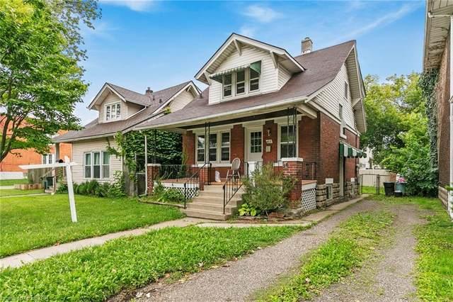 868 Bruce Avenue, Windsor, ON N9A 4X5 (MLS #40025578) :: Forest Hill Real Estate Collingwood