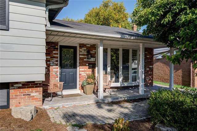 615 Jennifer Crescent, Burlington, ON L7N 3B2 (MLS #40025584) :: Forest Hill Real Estate Collingwood