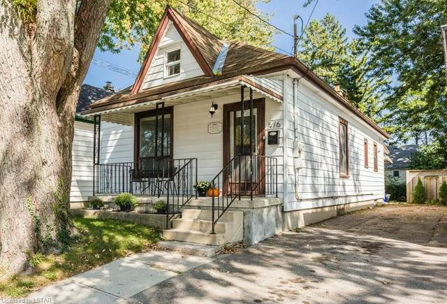 576 English Street, London, ON N5W 3V3 (MLS #40025585) :: Forest Hill Real Estate Collingwood