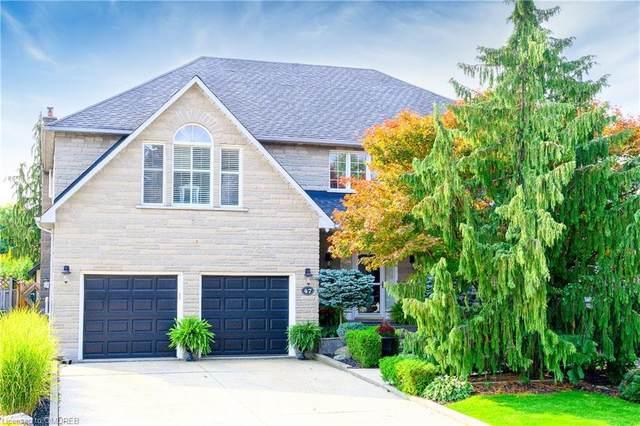 47 Tamwood Court, Hamilton, ON L8L 2L4 (MLS #40025610) :: Forest Hill Real Estate Collingwood