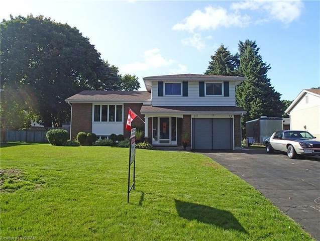 341 Sandowne Drive, Waterloo, ON N2K 1W1 (MLS #40025619) :: Forest Hill Real Estate Collingwood