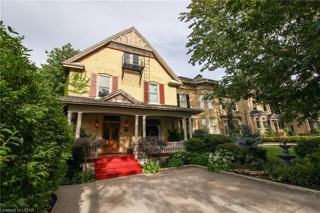 574 Waterloo Street, London, ON N6B 2P9 (MLS #40025622) :: Forest Hill Real Estate Collingwood