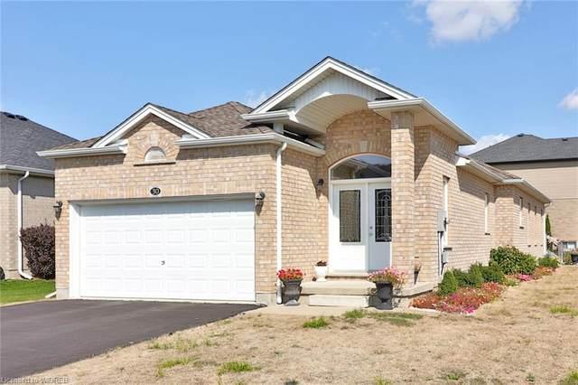 30 Owen Street, Ingersoll, ON N5C 4H4 (MLS #40025640) :: Forest Hill Real Estate Collingwood