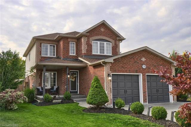 129 Langlaw Drive, Cambridge, ON N1P 1H9 (MLS #40025650) :: Forest Hill Real Estate Collingwood