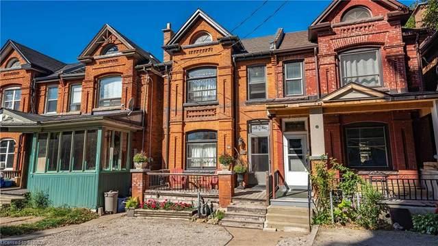 24 Spring Street, Hamilton, ON L8N 2N9 (MLS #40025678) :: Forest Hill Real Estate Collingwood