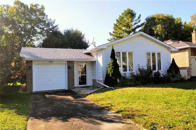 184 Woodland Drive, Midland, ON L4R 4E3 (MLS #40025688) :: Forest Hill Real Estate Collingwood