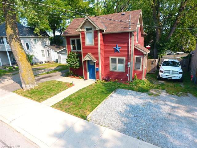 4236 Terrace Avenue, Niagara Falls, ON L2E 3J6 (MLS #40025727) :: Sutton Group Envelope Real Estate Brokerage Inc.