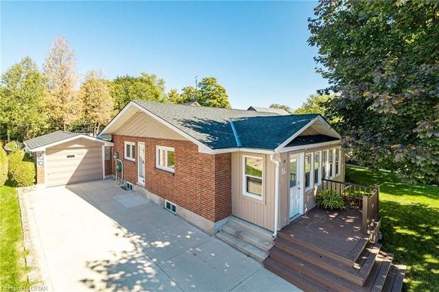 16 Mill Avenue, Zurich, ON N0M 2T0 (MLS #40025750) :: Forest Hill Real Estate Collingwood