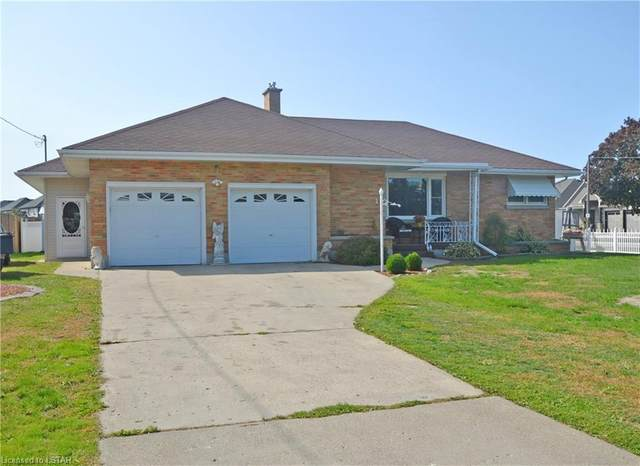 2 Lyndale Avenue, St. Thomas, ON N5R 1C4 (MLS #40025859) :: Forest Hill Real Estate Collingwood