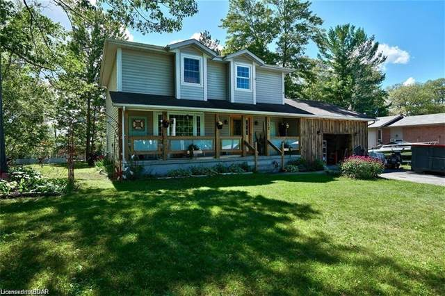 112 Ansley Road, Wasaga Beach, ON L9Z 2N5 (MLS #40025879) :: Forest Hill Real Estate Collingwood