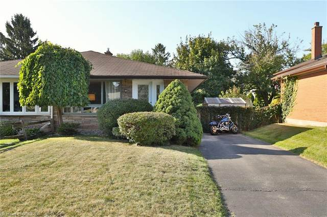 1371 Langdale Crescent, Oakville, ON L6H 2K7 (MLS #40025888) :: Forest Hill Real Estate Collingwood