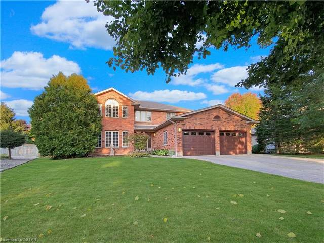 66 Wintergarden Court, London, ON N5Y 5M3 (MLS #40025933) :: Forest Hill Real Estate Collingwood