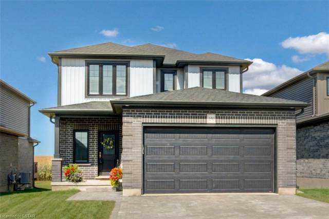 190 Gilmour Drive, Lucan, ON N0M 2J0 (MLS #40025936) :: Forest Hill Real Estate Collingwood