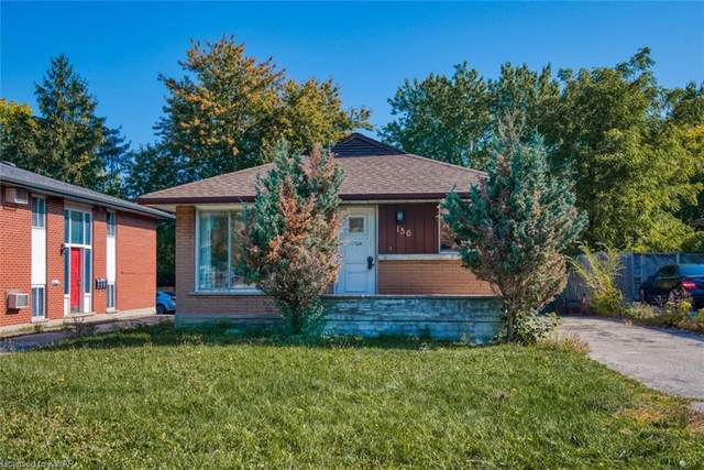 156 Weber Street N, Waterloo, ON N2J 3H1 (MLS #40025971) :: Forest Hill Real Estate Collingwood