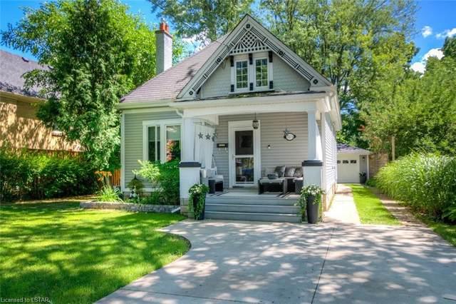 513 Grosvenor Street, London, ON N5Y 3S8 (MLS #40025973) :: Forest Hill Real Estate Collingwood