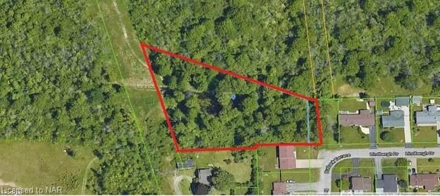 PT LT 9 Burbank Terrace, Fort Erie, ON L2A 5T2 (MLS #40025983) :: Forest Hill Real Estate Collingwood