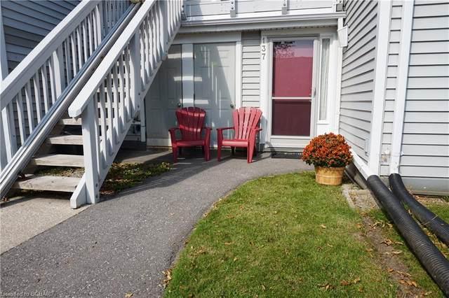 55 Trott Boulevard #137, Collingwood, ON L9Y 3Z5 (MLS #40026014) :: Forest Hill Real Estate Collingwood