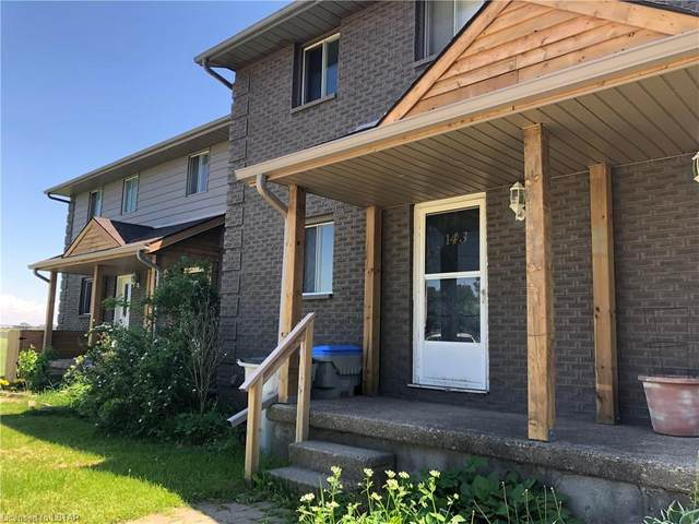 139 Simcoe Street, Exeter, ON N0M 1S1 (MLS #40026106) :: Forest Hill Real Estate Collingwood