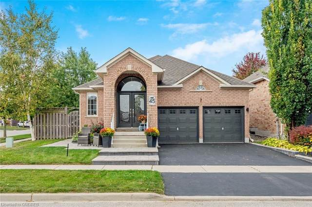 45 Johnson Crescent, Georgetown, ON L7G 6C9 (MLS #40026121) :: Forest Hill Real Estate Collingwood
