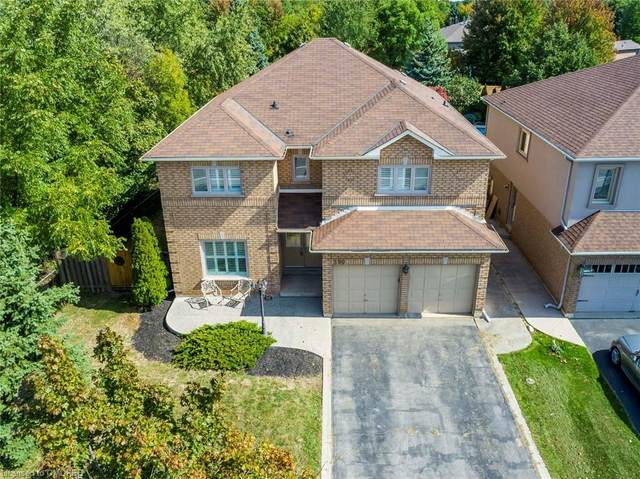 390 River Glen Boulevard, Oakville, ON L6H 5X5 (MLS #40026131) :: Forest Hill Real Estate Collingwood