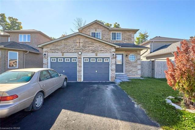 1337 Lowrie Street, Innisfil, ON L9S 0E7 (MLS #40026187) :: Forest Hill Real Estate Collingwood