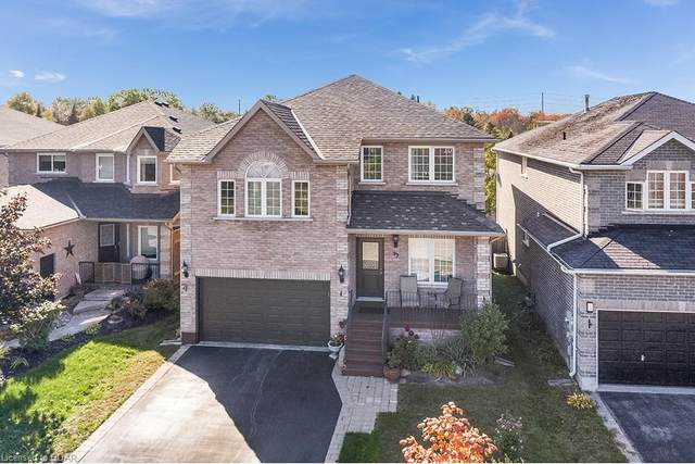 97 Mcintyre Drive, Barrie, ON L4N 4K6 (MLS #40026197) :: Forest Hill Real Estate Collingwood