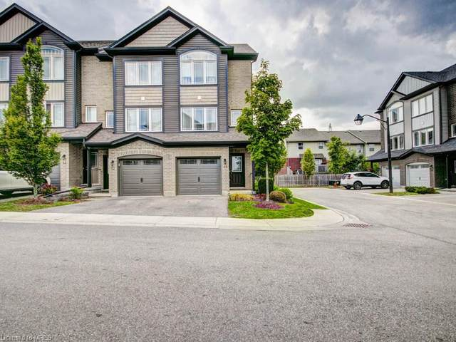 12 Poplar Drive #13, Cambridge, ON N3C 0G4 (MLS #40026216) :: Forest Hill Real Estate Collingwood