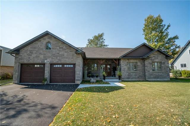 238 Douglas Street, Fort Erie, ON L2A 3X3 (MLS #40026373) :: Forest Hill Real Estate Collingwood