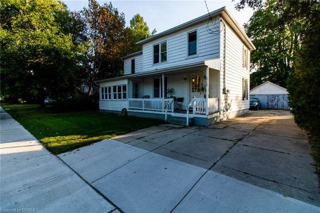 615 Main Street, Port Dover, ON N0A 1N0 (MLS #40026398) :: Forest Hill Real Estate Collingwood